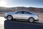 2011 Ford Taurus SHO in Ingot Silver Metallic - Driving Side View