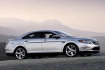 2012 Ford Taurus SHO in Ingot Silver Metallic - Static Side View