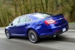 Picture of 2013 Ford Taurus SHO Sedan in Deep Impact Blue