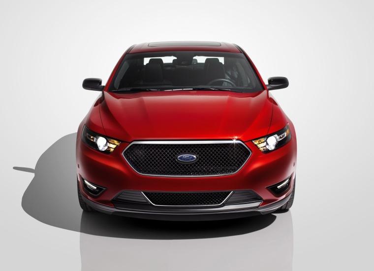 2014 Ford Taurus SHO Sedan Picture