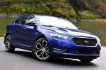 Picture of 2015 Ford Taurus SHO Sedan in Deep Impact Blue