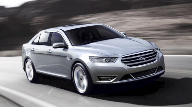 2017 Ford Taurus Sedan Limited Picture