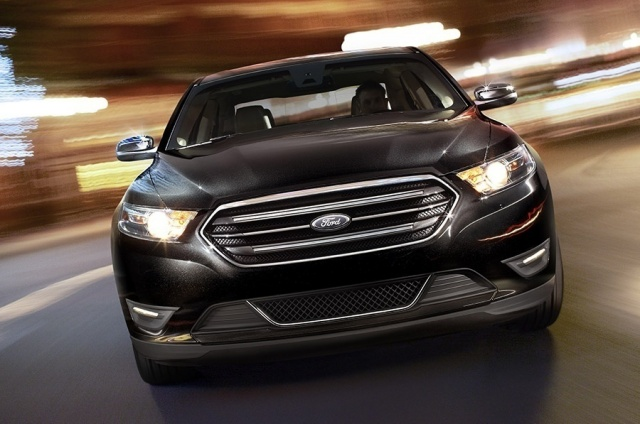 2017 Ford  Taurus Picture