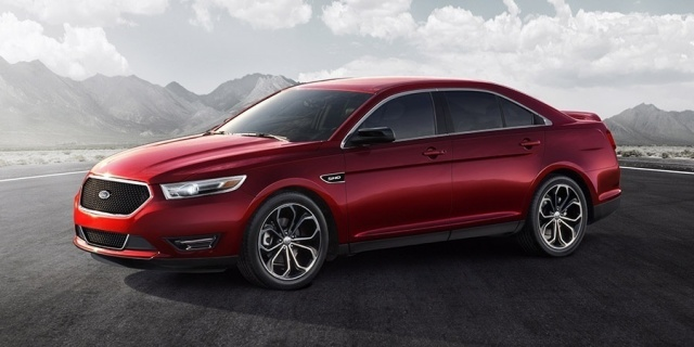 2017 Ford Taurus Pictures