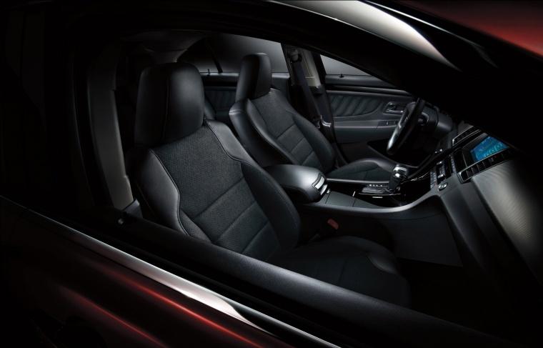 2018 Ford Taurus SHO Sedan Interior Picture