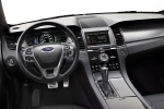 Picture of 2018 Ford Taurus SHO Sedan Cockpit