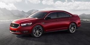 2018 Ford Taurus Pictures