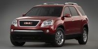 2010 GMC Acadia SL, SLE, SLT-1, SLT-2 V6 AWD Review