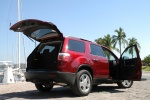 Picture of 2011 GMC Acadia in Red Jewel Tintcoat