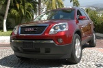 Picture of 2012 GMC Acadia in Crystal Red Tintcoat