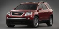 2012 GMC Acadia SL, SLE, SLT-1, SLT-2, Denali V6 AWD Pictures
