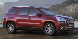 2013 GMC Acadia Reviews / Specs / Pictures / Prices
