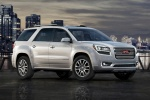 Picture of 2016 GMC Acadia Denali in Summit White