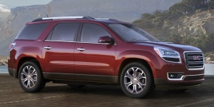 2016 GMC Acadia Reviews / Specs / Pictures / Prices