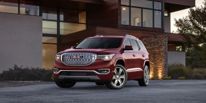 2017 GMC Acadia Reviews / Specs / Pictures / Prices