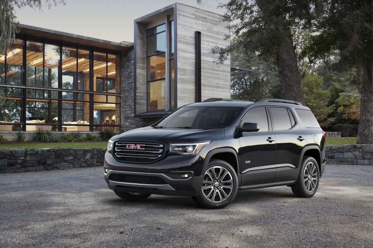 2018 GMC Acadia All Terrain Picture