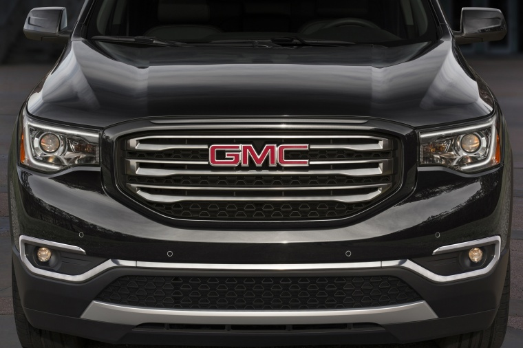 2018 GMC Acadia All Terrain Grille Picture