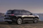 2018 GMC Acadia All Terrain in Ebony Twilight Metallic - Static Rear Right View