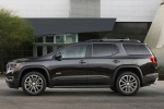 2018 GMC Acadia All Terrain in Ebony Twilight Metallic - Static Side View