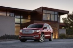 2018 GMC Acadia Denali in Crimson Red Tintcoat - Static Front Left View