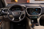 Picture of a 2019 GMC Acadia Denali's Cockpit