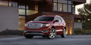 Research the GMC Acadia