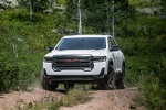 2020 GMC Acadia AT4 AWD in Summit White - Static Front Left View