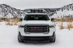2020 GMC Acadia AT4 AWD in Summit White - Static Frontal View