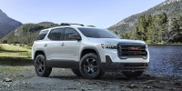 2020 GMC Acadia SL, SLE, SLT, AT4, Denali 2.0T, V6 AWD Review