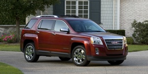 2010 GMC Terrain Reviews / Specs / Pictures / Prices