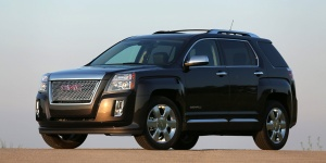 Research the 2014 GMC Terrain