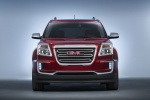 2016 GMC Terrain SLT in Crimson Red Tintcoat - Static Frontal View