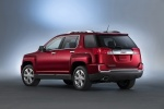 2016 GMC Terrain SLT in Crimson Red Tintcoat - Static Rear Left Three-quarter View