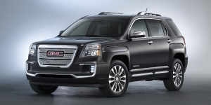 2016 GMC Terrain Reviews / Specs / Pictures / Prices