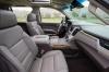 2018 GMC Yukon Denali Front Seats Picture