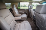 2018 GMC Yukon Denali Second Row Seats