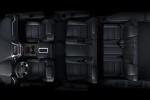 Picture of a 2018 GMC Yukon XL's 7 Seat Interior