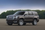 2018 GMC Yukon Denali - Static Front Left Three-quarter View