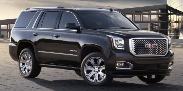 Research the 2018 GMC Yukon
