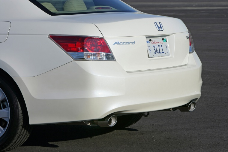 2010 Honda Accord Sedan V6 Tail Light