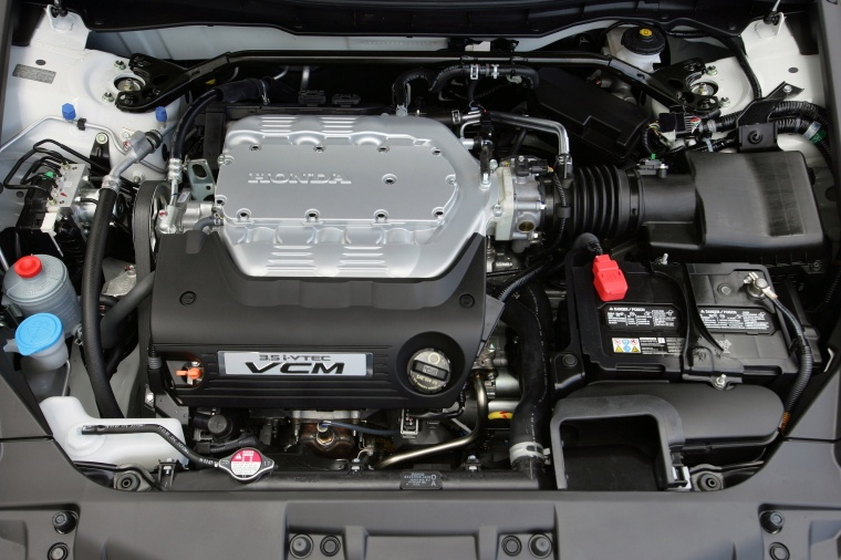 2010 Honda Accord Coupe 3.5 Liter V6 Engine Picture