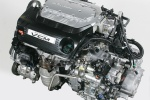 Picture of 2010 Honda Accord Sedan 3.5-liter V6 Engine