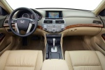 2010 Honda Accord Sedan Cockpit in Ivory