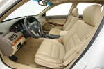 Picture of 2010 Honda Accord Sedan Front Seats in Ivory