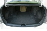 2010 Honda Accord Sedan Trunk in Ivory