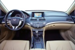 2010 Honda Accord Coupe Cockpit in Ivory