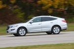 2010 Honda Accord Crosstour in Alabaster Silver Metallic - Driving Side View