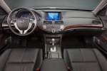 2010 Honda Accord Crosstour Cockpit in Black