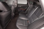 2010 Honda Accord Crosstour Rear Seats in Black