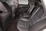 Picture of 2010 Honda Accord Crosstour Rear Seats in Black